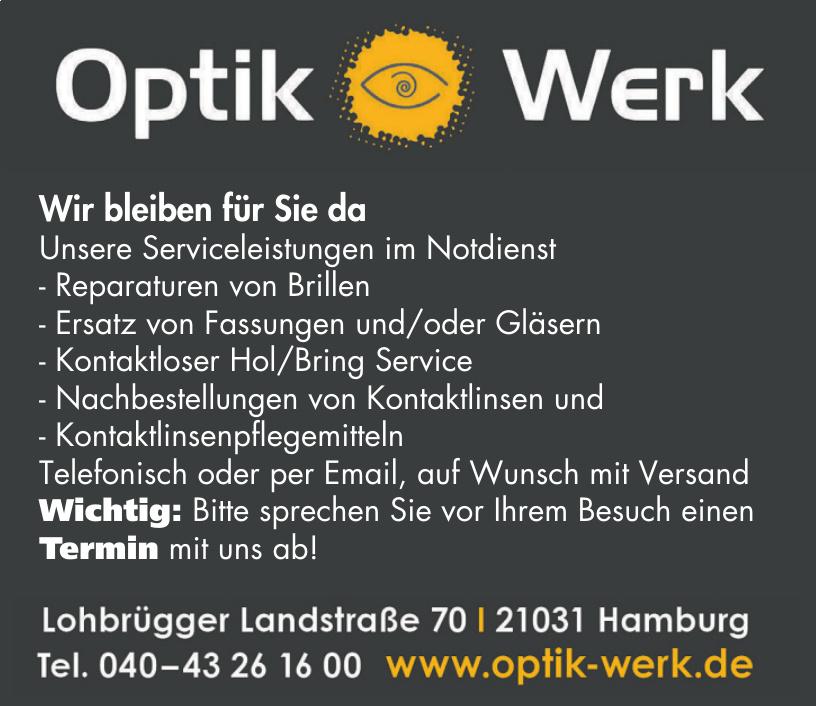 Optik Werk
