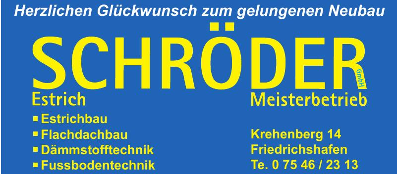 Schröder Meisterbetrieb GmbH