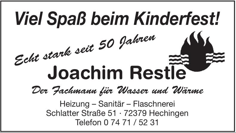 Joachim Restle