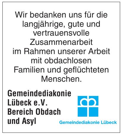 Gemeindediakonie Lübeck e.V.