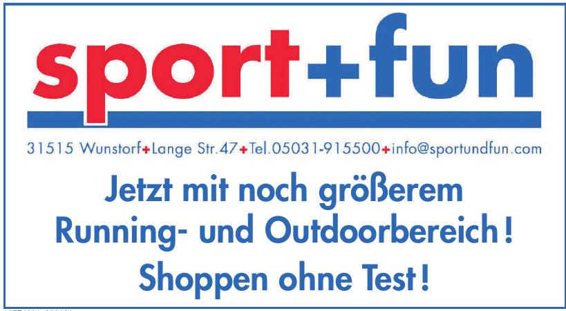Sport+Fun