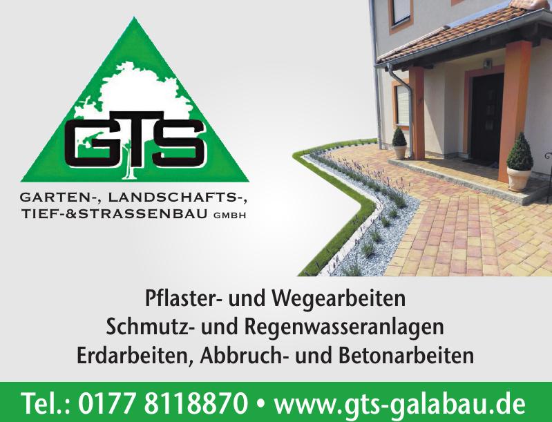 GTS Garten-, Landschaft-, Tief & Sttrassenbau GmbH
