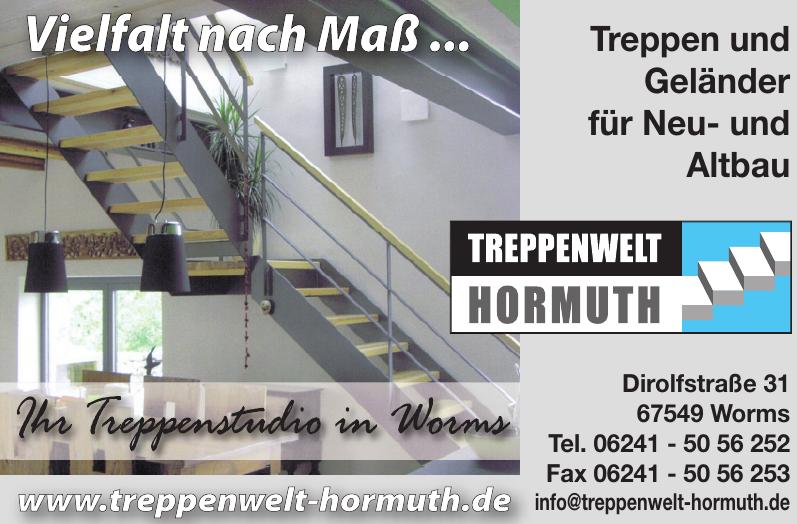Treppenwelt Hormuth GmbH