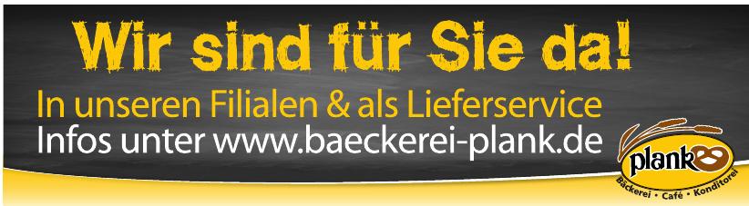 Bäckerei Konditorei Cafe Plank GmbH