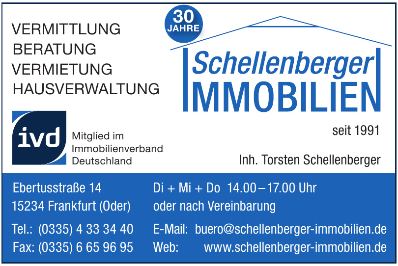 Schellenberger Immobilien