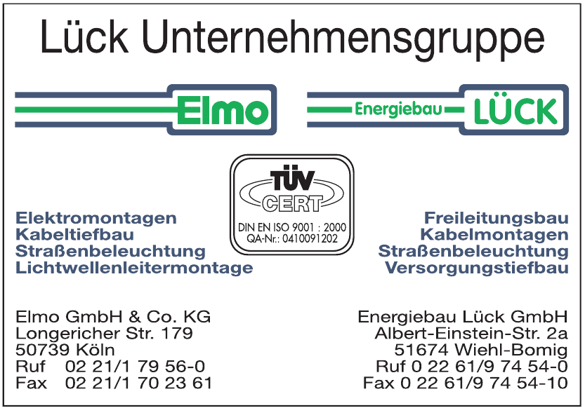 Elmo GmbH & Co. KG