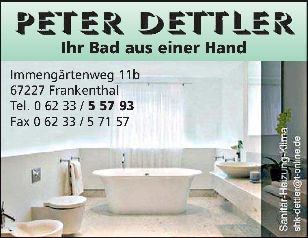 Peter Dettler