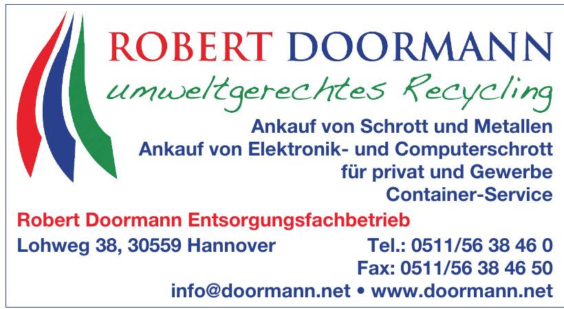 Robert Doormann Entsorgungsfachbetrieb