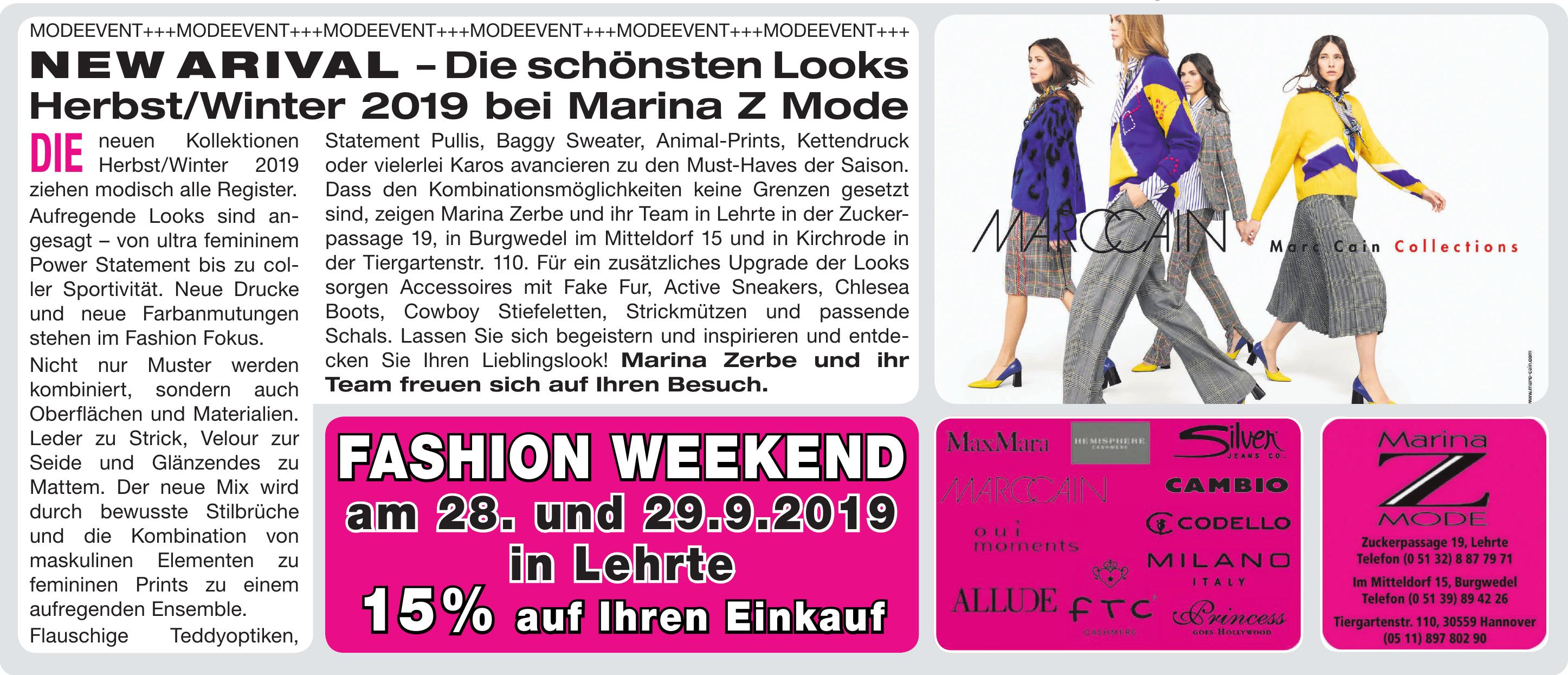 Mode Marina Z. GmbH