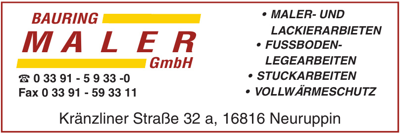 Bauring Maler GmbH