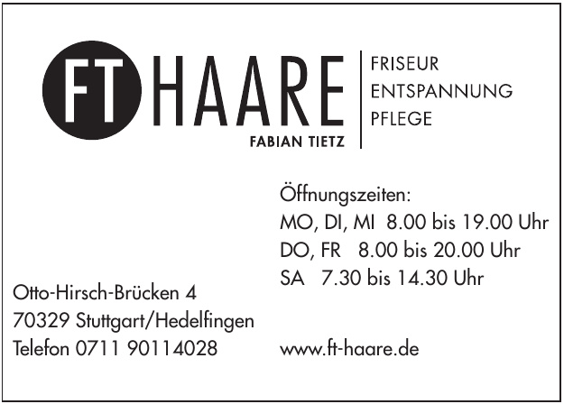 Haare Fabian Tietz
