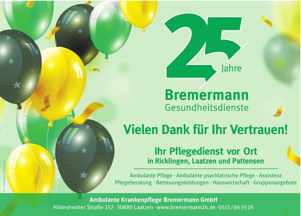 Ambulante Krankenpflege Bremermann GmbH