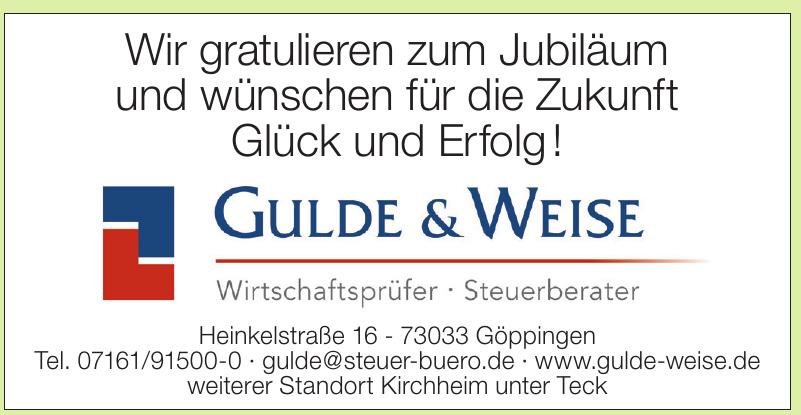 Gulde & Weise