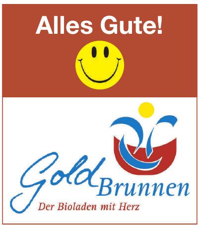 Gold Brunnen