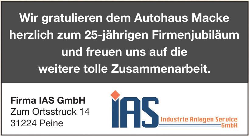 Firma IAS GmbH