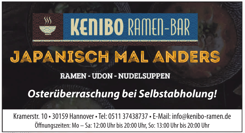Kenibo Ramen Bar