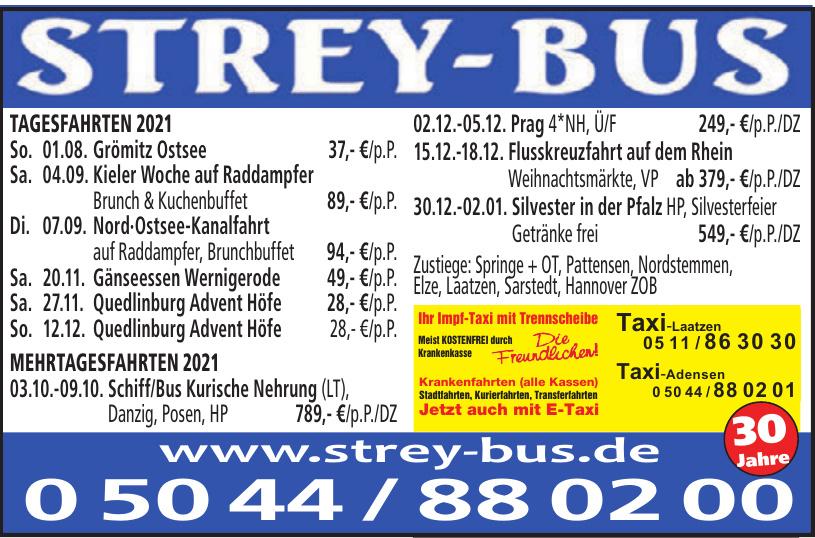 Strey-Bus