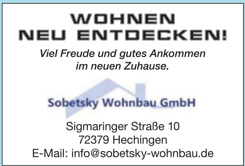 Sobetsky Wohnbau GmbH