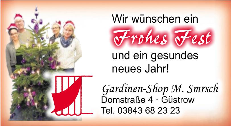Gardinen-Shop M. Smrsch