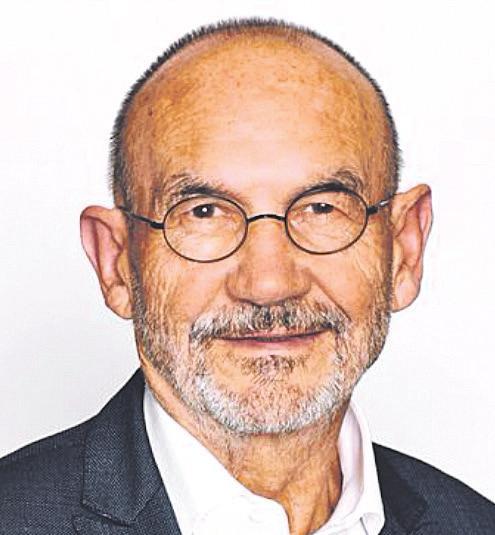 Professor Norbert Aust ist Vorsitzende der IHK Nord und Präses der Handelskammer Hamburg