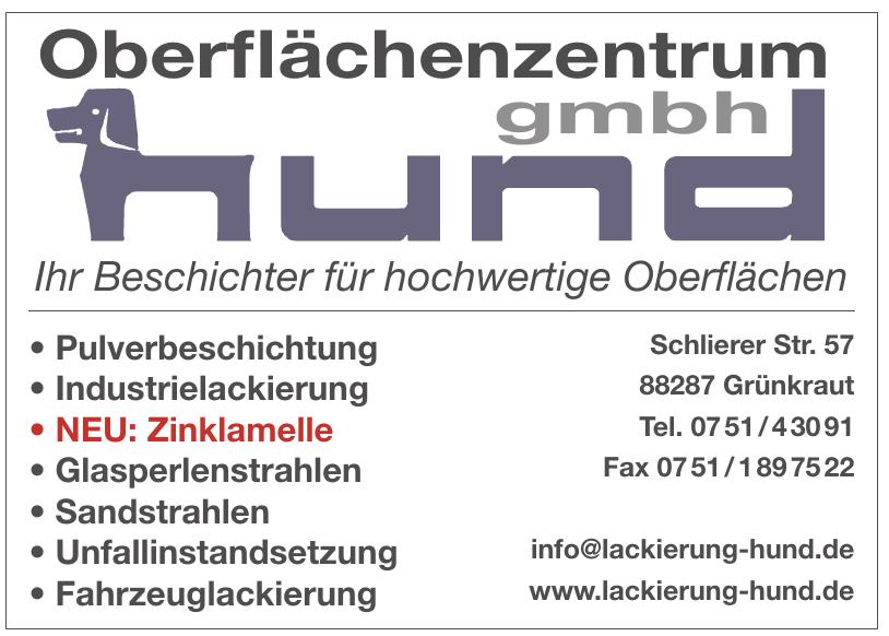 Oberflächenzentrum Hund GmbH