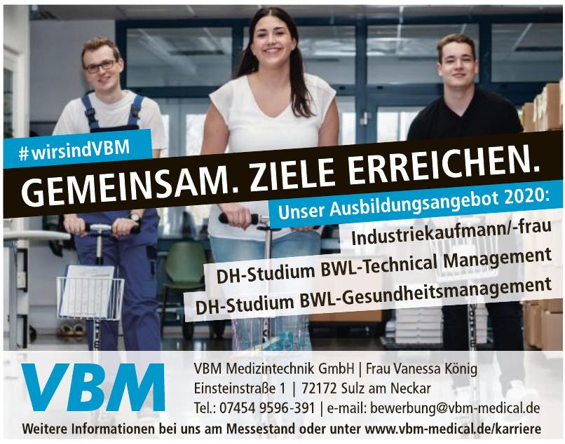 VBM Madizintechnik GmbH