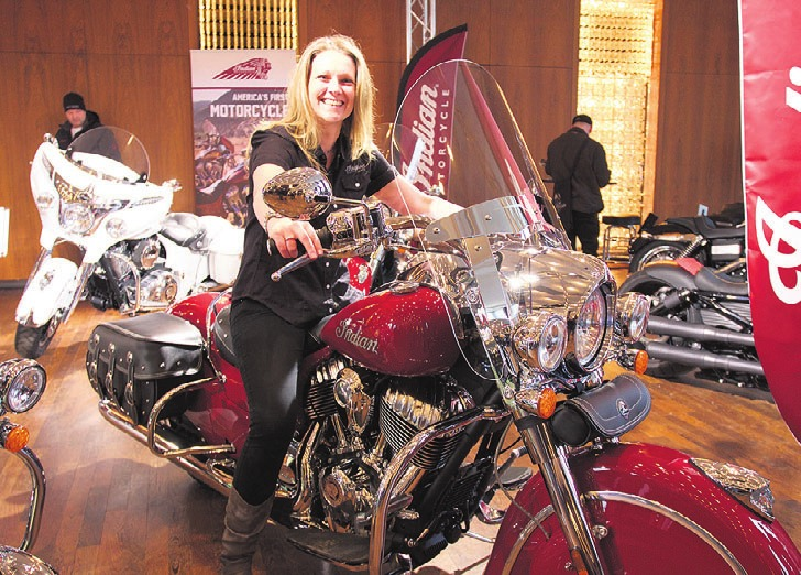 Einstimmen auf die neue Saison: Die große Motorradmesse im CongressPark Image 2