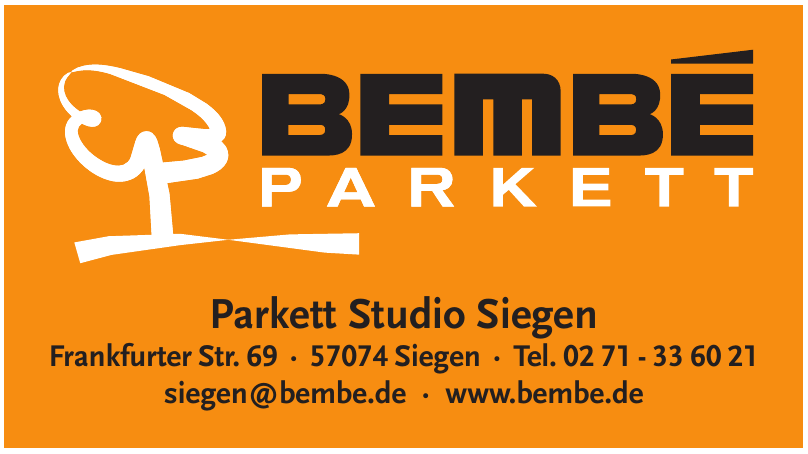 Parkett Studio Siegen