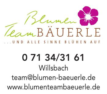 BlumenTeam Bäuerle