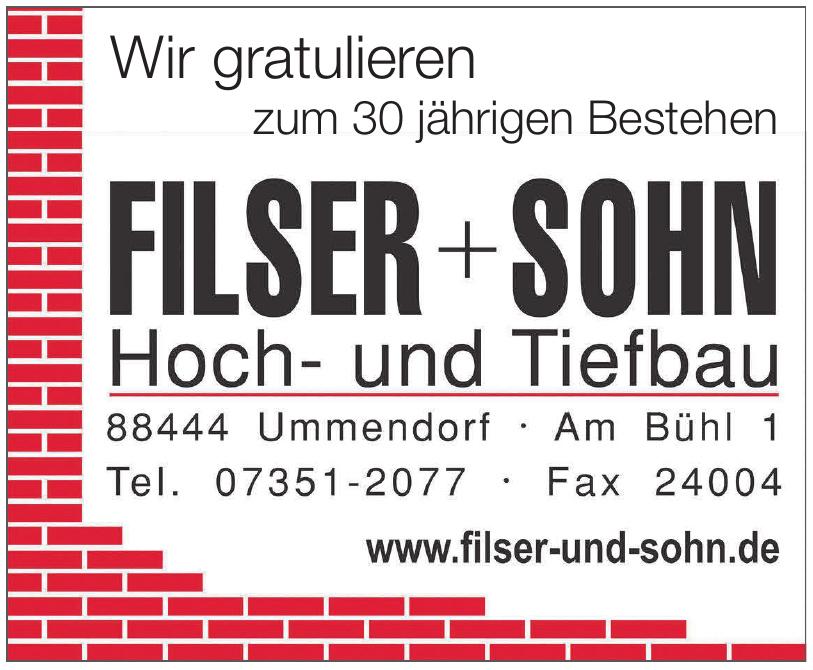 Filser + Sohn GmbH