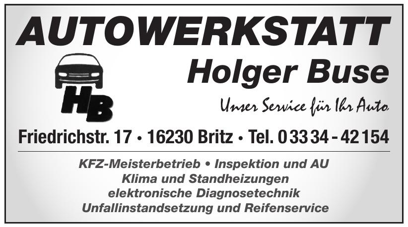 Autowerkstatt Holger Buse