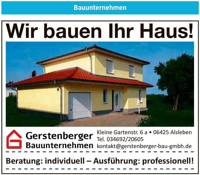 Gerstenberger Bau GmbH
