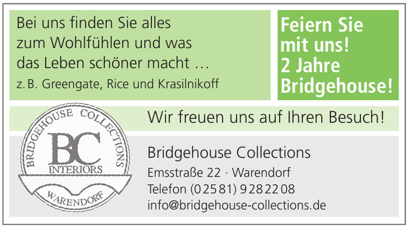 Bridgehouse Collections