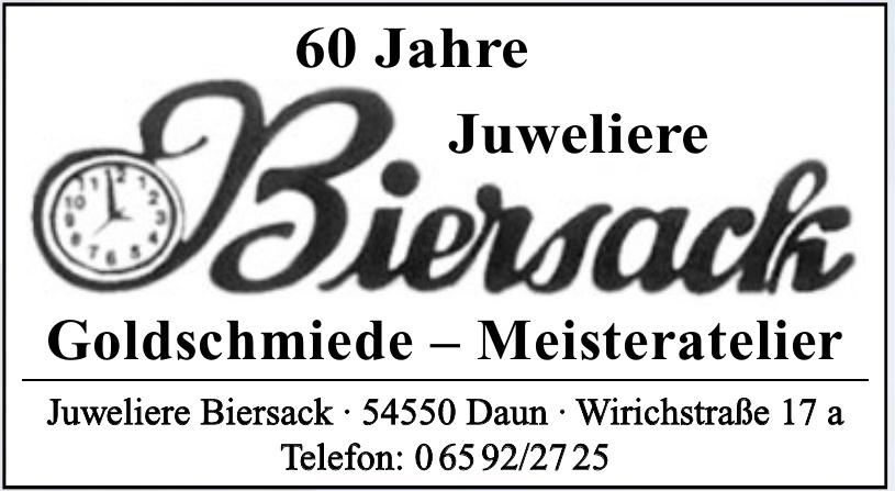 Juweliere Biersack