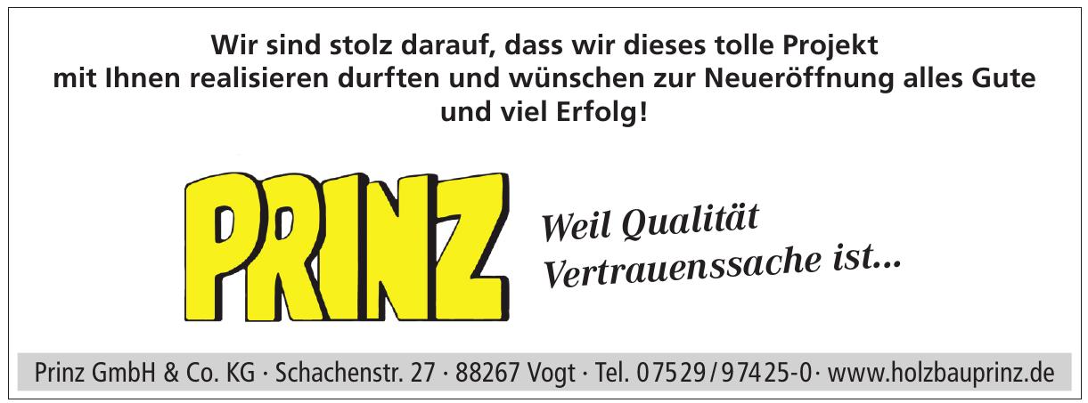 Holzbau Prinz GmbH & Co. KG