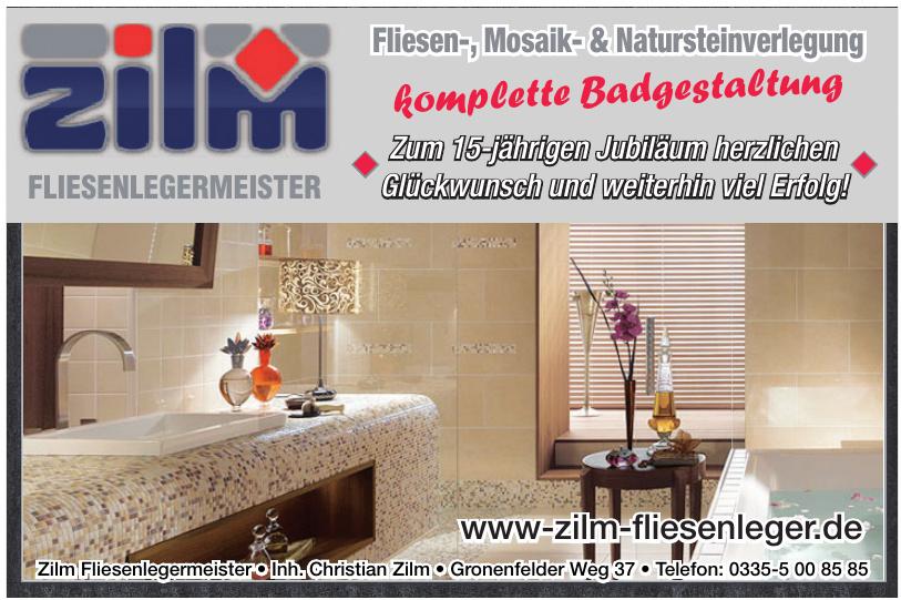 Zilm Fliesenlegermeister