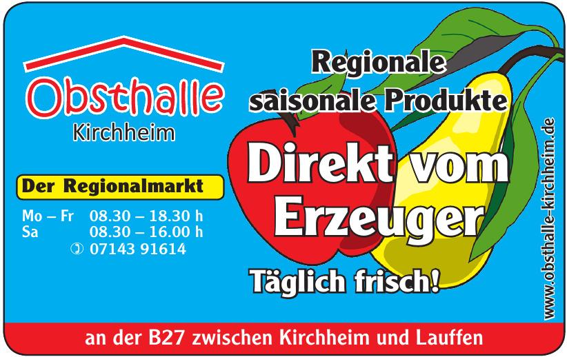 Obsthalle Kirchheim
