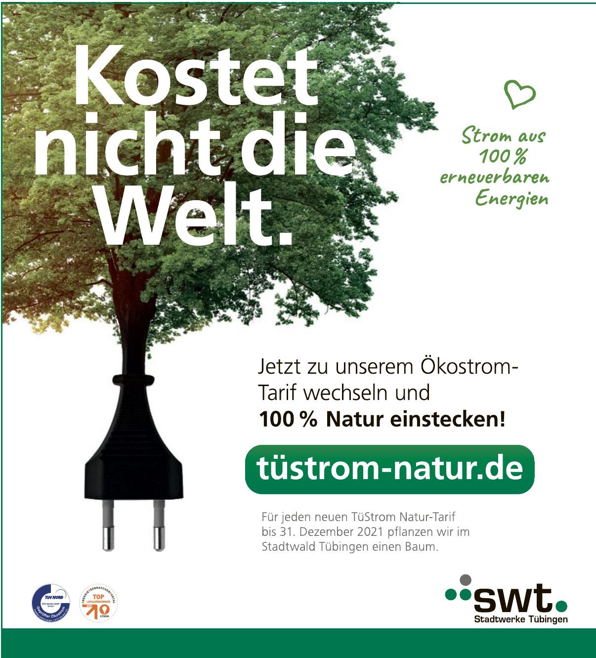 SWT Stadtwerke Tübingen