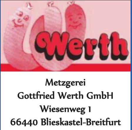 Metzgerei Gottfried Werth GmbH