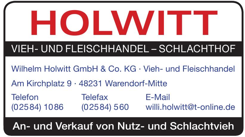 Wilhelm Holwitt GmbH & Co. KG