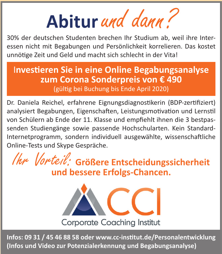 CCI Corporate Coaching Institut