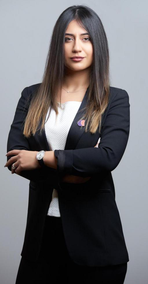 Die Gesellschaft in Baku ist jung und gut ausgebildet, ganz wie Sevda Aliyeva.PHOTO: AZERBAIJAN CONVENTION BUREAU