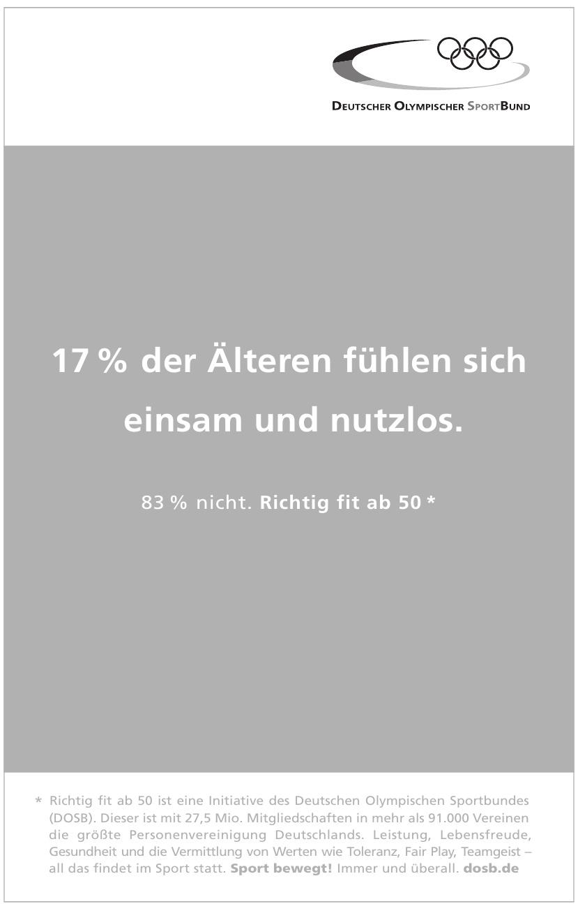 Deutscher Olympischer Sportbund e.V