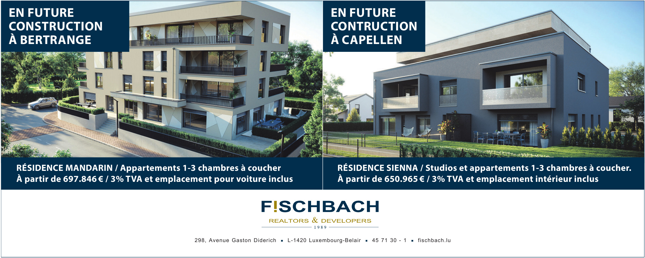 FISCHBACH Realtors & Developers