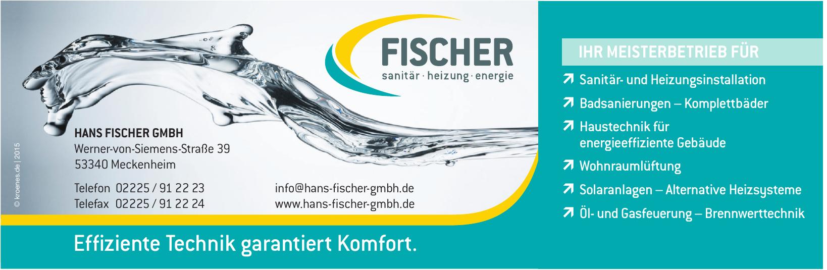 Hans Fischer GmbH