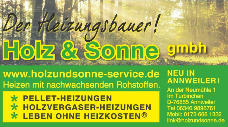 Holz & Sonne GmnH