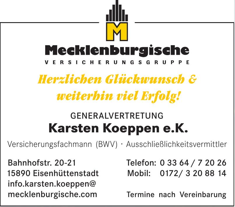 Mecklenburgische Karsten Koeppen e.K.