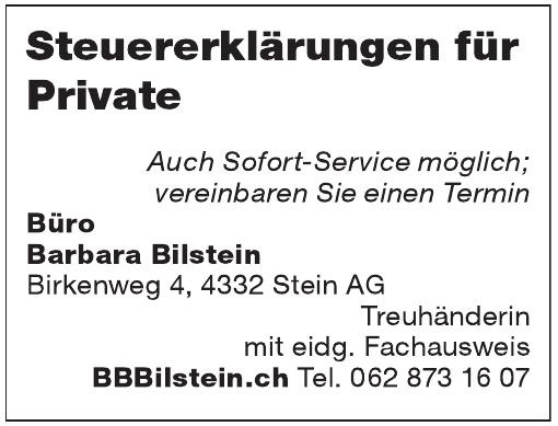 Büro Barbara Bilstein