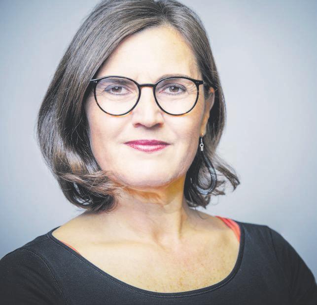 """Pia A. Döll, Innenarchitektin und Präsidentin des """"bdia bund deutscher innenarchitekten"""" erklärt, wie die Corona-Pandemie unsere Innenarchitektur beeinflusst hat. Foto: bdia – Oliver Schiebener"""