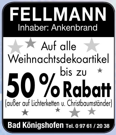 Fellmann